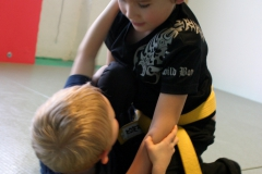 Bodentechniken im Kindertraining!