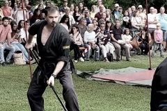 Action! Demo München Englischer Garten, Japanfest 2019