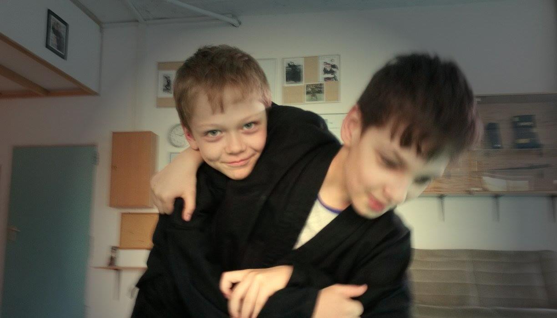 Ninjutsu für Kinder